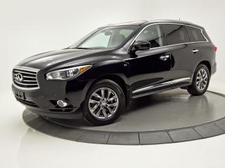 Used 2015 Infiniti QX60 AWD NAV CAM DE RECUL/360 TOIT OUVRANT CUIR for sale in Brossard, QC