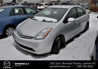 Used 2008 Toyota Prius TOYOTA PRIUS 2008 for sale in Lachine, QC