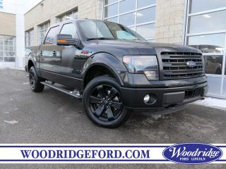 Used 2014 Ford F-150 FX4 258/bw for sale in Calgary, AB