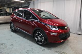 Used 2017 Chevrolet Bolt EV Premier (CUIR,MAGS,CAMERA) for sale in St-Constant, QC