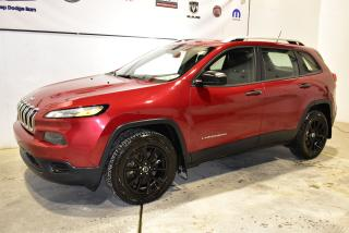 Used 2015 Jeep Cherokee Sport+Bluetooth+4x4+ for sale in Sherbrooke, QC