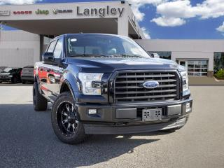 Used 2017 Ford F-150 XLT LOADED / TIRE AND WHEEL PACKAGE / TONNEAU COVER / POWER BOARDS for sale in Surrey, BC