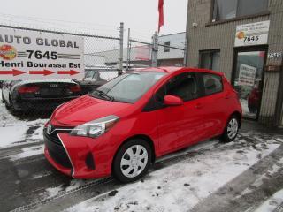 Used 2015 Toyota Yaris Hayon 5 portes, boîte automatique, LE for sale in Montréal, QC