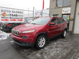 Used 2015 Jeep Cherokee 4X4 , North Caméra de Recule for sale in Montréal, QC