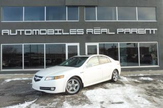 Used 2007 Acura TL NAVI - TOIT - CUIR - SIEGES CHAUFFANTS - for sale in Québec, QC
