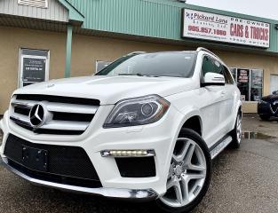 Used 2015 Mercedes-Benz GL-Class DIESEL||NAVI||360 CAMERA||PANO ROOF|| ALL FEATURES!! for sale in Bolton, ON