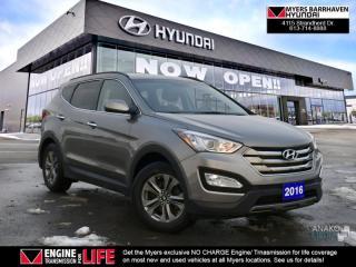 Used 2016 Hyundai Santa Fe Sport 2.4 Premium  EXCELLENT VALUE!!! for sale in Nepean, ON