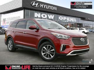 Used 2018 Hyundai Santa Fe XL Premium  7 PASSENGER S.U.V. for sale in Nepean, ON