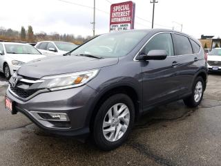 Used 2016 Honda CR-V LOW KMS !!  AWD !!  BLUE TOOTH !!  HEATED SEATS for sale in Cambridge, ON