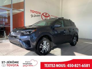 Used 2016 Toyota RAV4 * LE * AWD * 25 000 KM * CAMÉRA * for sale in Mirabel, QC