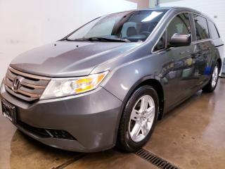 Used 2013 Honda Odyssey LX BACK CAMERA|LEATHER SEATS|ALLOYS*NO CLAIMS for sale in Concord, ON
