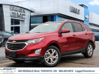 Used 2019 Chevrolet Equinox LT  - Android Auto -  Apple CarPlay for sale in Etobicoke, ON