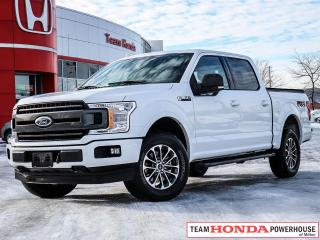 Used 2018 Ford F-150 XLT FX4 | 3.5L Ecoboost | Trailer Back up | Tonneau Cover Inc. for sale in Milton, ON