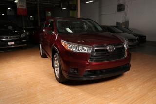 Used 2016 Toyota Highlander AWD 4dr LE for sale in Toronto, ON