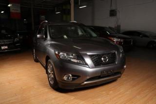 Used 2015 Nissan Pathfinder for sale in Toronto, ON
