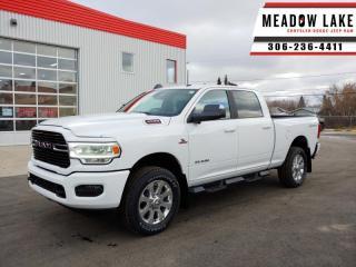 New 2019 RAM 3500 Big Horn  - Diesel Engine - $414 B/W for sale in Meadow Lake, SK