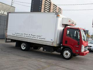 Used 2013 Isuzu NRR DIESEL | REEFER | 16 FT for sale in Toronto, ON
