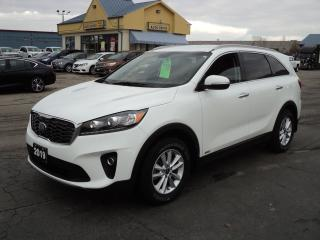 Used 2019 Kia Sorento EX GDI 2.4 LeatherHeatedSeatSteeingWheel BackUpCam for sale in Brantford, ON