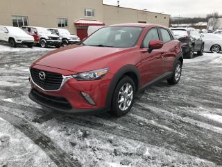 Used 2017 Mazda CX-3 Traction intégrale, 4 portes GS for sale in Sherbrooke, QC
