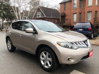 Used 2009 Nissan Murano SL for sale in York, ON