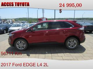 Used 2017 Ford Edge nouveau prix for sale in Rouyn-Noranda, QC
