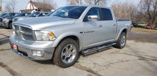 Used 2011 RAM 1500 Laramie for sale in Cambridge, ON