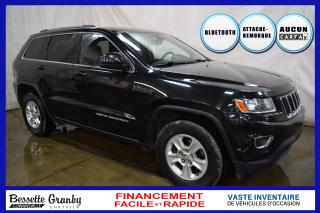 Used 2014 Jeep Grand Cherokee Laredo +HITCH, Aucun Cafax+ for sale in Cowansville, QC