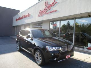 Used 2015 BMW X3 xDrive28i Reduced Price to Clear! for sale in Burnaby, BC