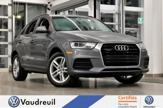 Used 2016 Audi Q3 2.0T Komfort quattro * TOIT PANO * 18 PO for sale in Vaudreuil-Dorion, QC