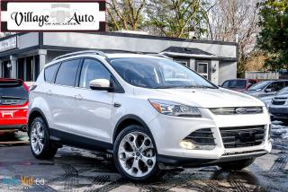 Used 2016 Ford Escape Titanium for sale in Ancaster, ON