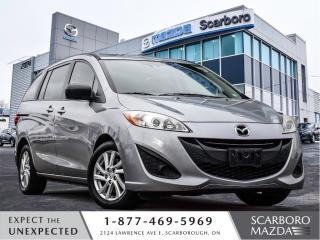 Used 2012 Mazda MAZDA5 GS|NO ACCIDENT|AUTO|6 PASSENGER for sale in Scarborough, ON