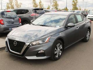 New 2020 Nissan Altima BACK UP CAMERA BLUETOOTH for sale in Edmonton, AB