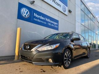 Used 2017 Nissan Altima 2.5 SV - SUNROOF / HEATED SEATS for sale in Edmonton, AB