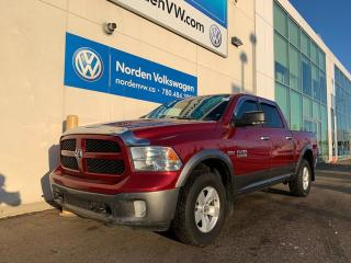 Used 2013 RAM 1500 OUTDODORSMAN 4X4 CREW CAB - 5.7L HEMI for sale in Edmonton, AB