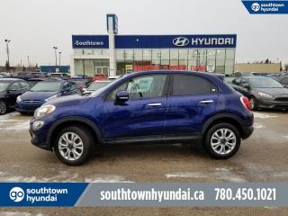 Used 2016 Fiat 500 X SPORT/AWD/BLUETOOTH/HEATED SEATS for sale in Edmonton, AB