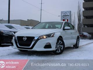 New 2020 Nissan Altima 2.5 S for sale in Edmonton, AB