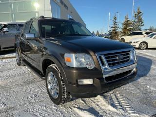 Used 2008 Ford Explorer Sport Trac LIMITED for sale in Edmonton, AB