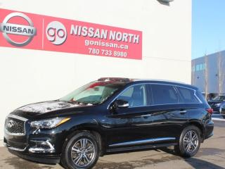 Used 2016 Infiniti QX60 AWD/LEATHER/SUNROOF for sale in Edmonton, AB
