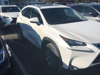 Used 2017 Lexus NX 200NXT AWD VERY CLEAN SUV for sale in North York, ON