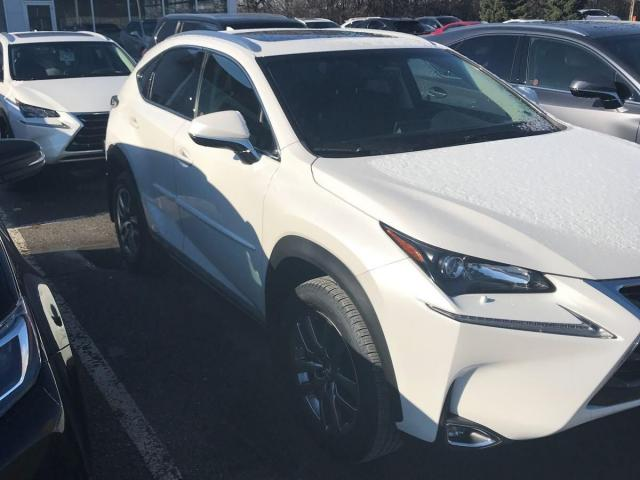 2017 Lexus NX 200NXT AWD VERY CLEAN SUV