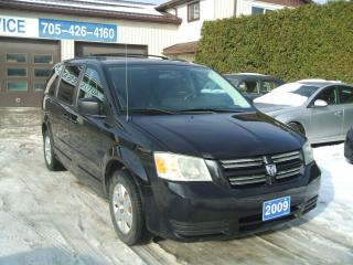 Used 2009 Dodge Grand Caravan SE for sale in Beaverton, ON