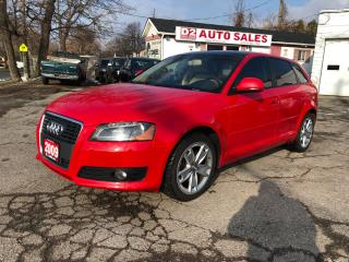 Used 2009 Audi A3 Premium/Automatic/Comes Certified/PanoRoof for sale in Scarborough, ON