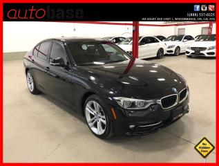 Used 2016 BMW 3 Series 328I XDRIVE SPORT NAVIGATION HEADS-UP HARMAN/KARDON for sale in Vaughan, ON