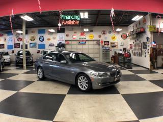 Used 2013 BMW 5 Series 528I XDRIVE PREMIUM   NAVI PKG 360 CAMERA 125K for sale in North York, ON