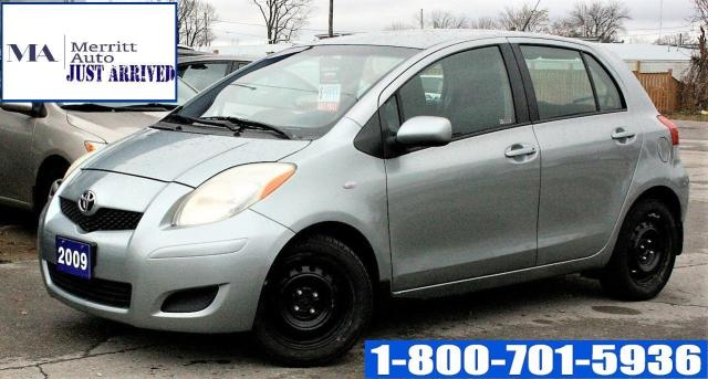 2009 Toyota Yaris LE| CERTIFIED| 1 YEAR WARRANTY INC.
