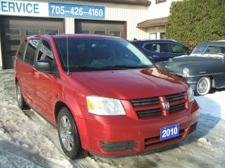 Used 2010 Dodge Grand Caravan SE , Stow'N' Go Seating for sale in Beaverton, ON