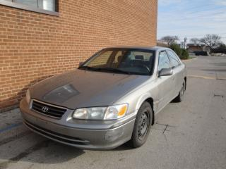 Used 2001 Toyota Camry CE for sale in Oakville, ON