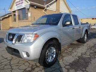 Used 2014 Nissan Frontier SV 4X4 Crew Cab Long Box Certified 235,000Km for sale in Rexdale, ON