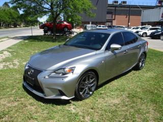 Used 2014 Lexus IS 350 ~ F-SPORT ~ AWD ~ 2 SETS OF TIRES for sale in Toronto, ON