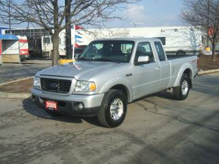 Used 2009 Ford Ranger SPORT  2WD  5 SPEED MANUAL for sale in York, ON